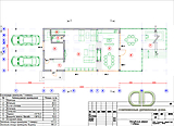 Project of Wooden House 256_2