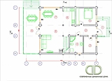 Project of Wooden House 258_2