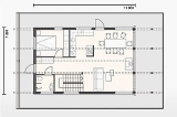 Project of Wooden House 180_3