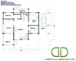 Project of Wooden House 202_2