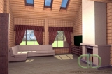WOODEN HOUSES OVER 200 M2