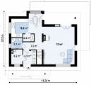 Project of Wooden House 204_2