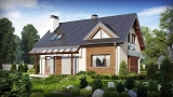 Project of Wooden House 204_4