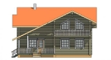 Project of Wooden House 205_1