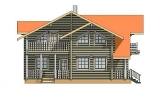 Project of Wooden House 205_2