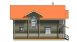 Project of Wooden House 205_3