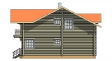 Project of Wooden House 205_4