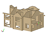 Project of Wooden House 209_2