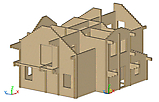 Project of Wooden House 209_3