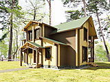 Project of Wooden House 209_8