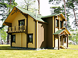 Project of Wooden House 209_9