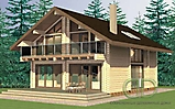 Project of Wooden House 210_4
