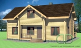 Project of Wooden House 213_1