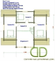 Project of Wooden House 213_4