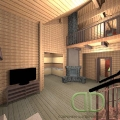 Project of Wooden House 213_5