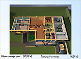 Project of Wooden House 214_2