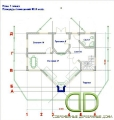 Project of Wooden House 215_6