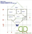 Project of Wooden House 215_7