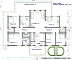 Project of Wooden House 216.1_2