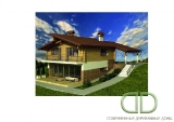 Project of Wooden House 217_4