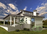 Project of Wooden House 217_5