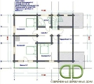 Project of Wooden House 222_3