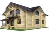 Project of Wooden House 224_4
