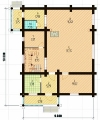 Project of Wooden House 224_5
