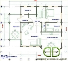 Project of Wooden House 233_2
