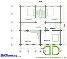 Project of Wooden House 233_3