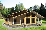 Project of Wooden House 236_2