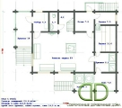 Project of Wooden House 244_2