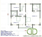 Project of Wooden House 244_3