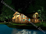 Project of Wooden House 251-2_2