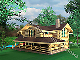 Project of Wooden House 251-2_6