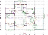 Project of Wooden House 267_3