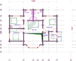 Project of Wooden House 267_4