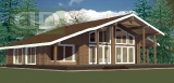 Project of Wooden House 338_2