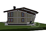 Project of Wooden House 450_6
