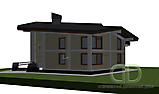 Project of Wooden House 450_7