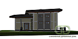 Project of Wooden House 450_8