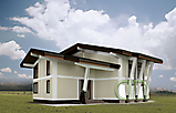 Project of Wooden House 450_9