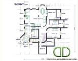 Project of Wooden House 480_2