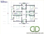 Project of Wooden House 480_4
