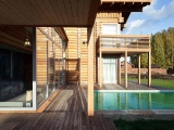 Project of Wooden House 822_4