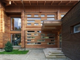 Project of Wooden House 822_5