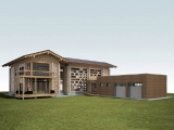Project of Wooden House 822_6