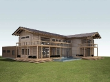 Project of Wooden House 822_7