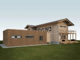 Project of Wooden House 822_8