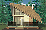 Project of Wooden Cabin 36_2